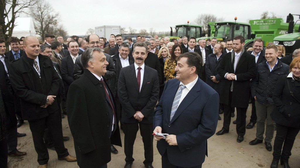 Orbán Viktor; Tessely Zoltán; Mészáros Lõrinc